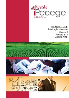 Visualizar v. 1 n. 3/4 (2015): Jul-Dez